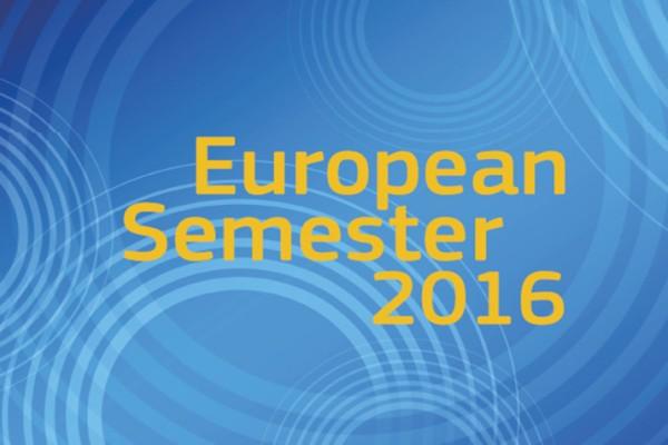 Présentation en webstreaming du Rapport sur la France dans le cadre du Semestre européen jeudi 10 mars 2016 de 10h00 à 12h00