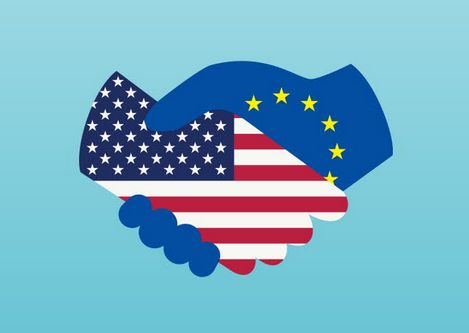 Lettre des présidents Donald Tusk et Jean-Claude Juncker félicitant Donald Trump pour son élection à la future présidence des États-Unis