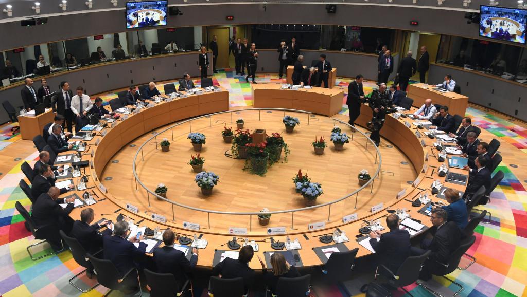 Conseil européen du 18 octobre 2018