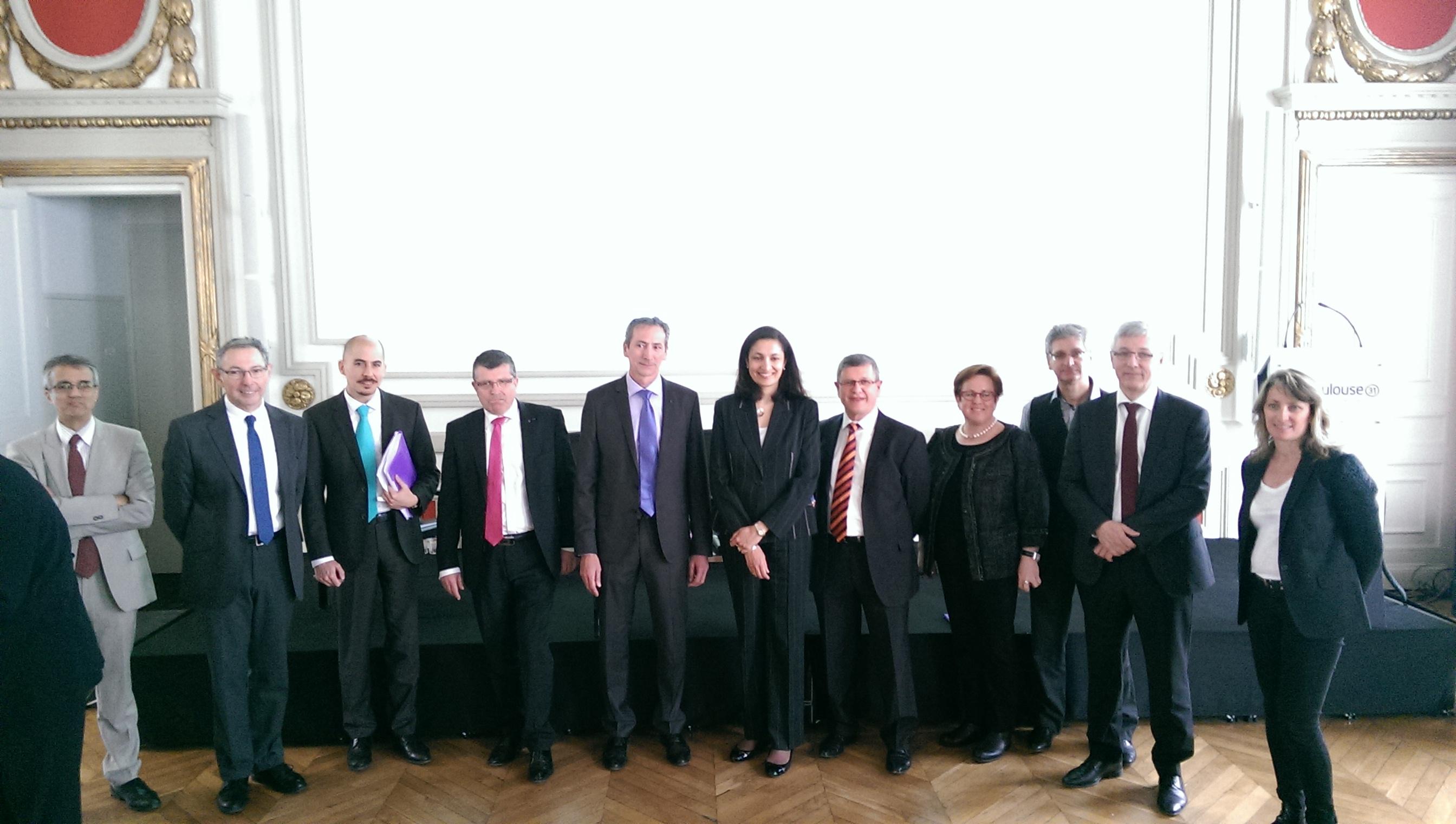Partenariat transatlantique de commerce et d Chambre des commerces toulouse