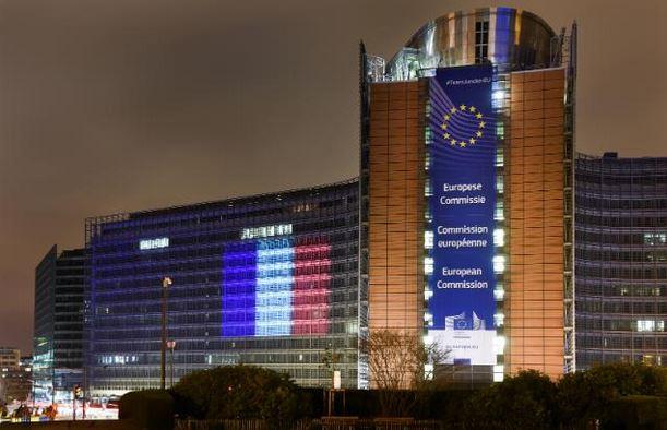 Attentats de Paris : Déclarations européennes