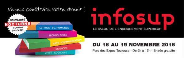 Salon INFOSUP : 31ème édition