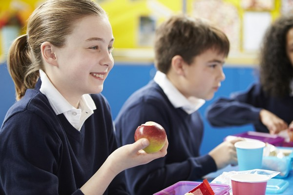 Lait et fruits dans les écoles : les députés veulent changer les habitudes