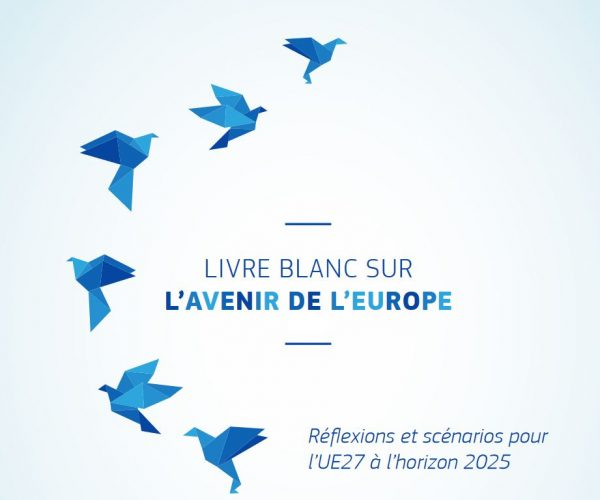 La Commission présente le livre blanc sur l'avenir de l'Europe : les voies de l'unité pour l'UE à 27
