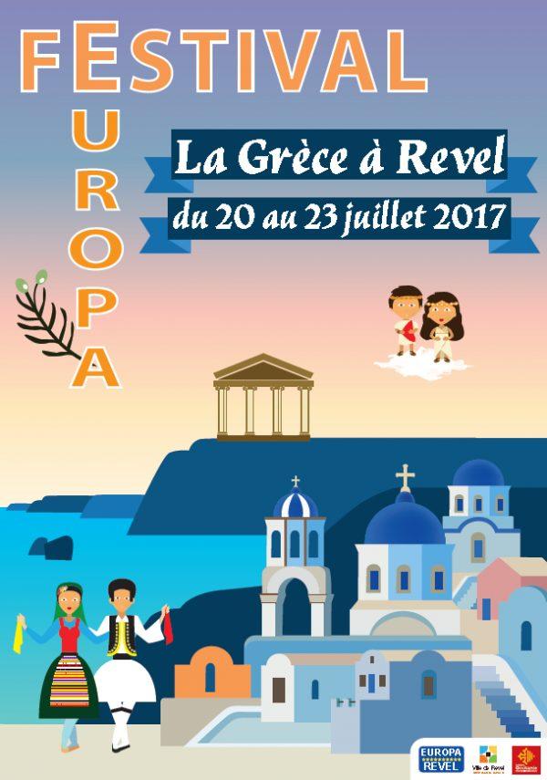 Le festival Europa à Revel