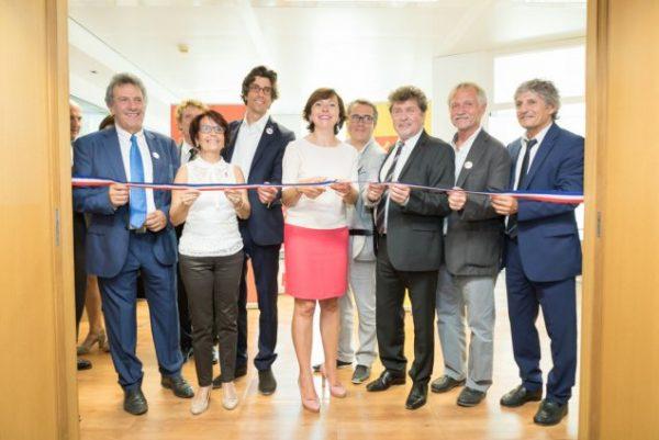 Inauguration de la Maison de la Région Occitanie Europe à Bruxelles