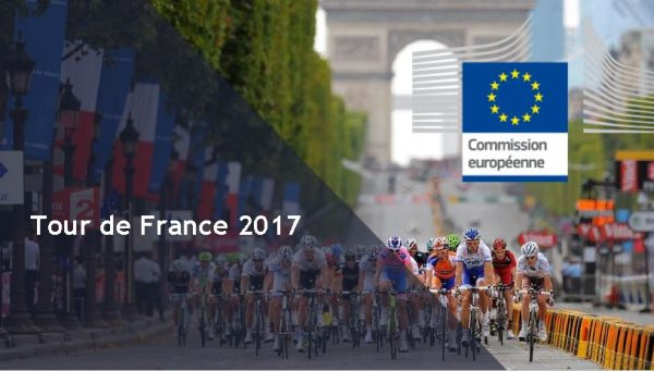Le Tour de France et Europe