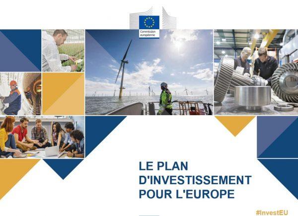 Réunion d'information : Le plan Juncker - quels financements pour mon entreprise ?