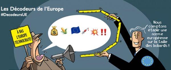 Bruxelles dicte sa politique économique à la France. Vraiment ? #DecodeursUE